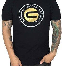 Grooveman Logo Grooveman Round