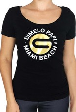 Grooveman Dimelo Papi Rounded T Shirt