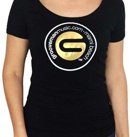 Grooveman Logo G Rounded T Shirt