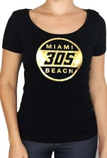 Grooveman 305 Rounded T Shirt
