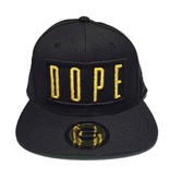 Grooveman Embroidered Hat | Dope Gold