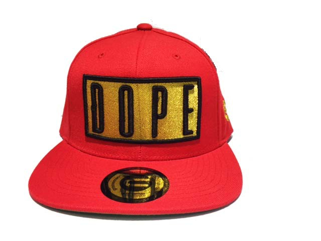 Grooveman Embroidered Hat | Dope