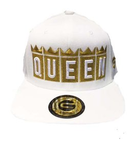 Grooveman Embroidered Hat | Queen