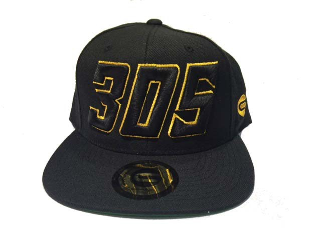 Grooveman Embroidered Hat | 305 Gold