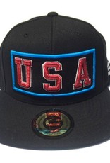 Grooveman Embroidered Hat | USA