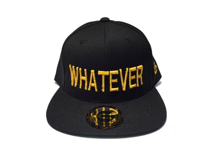 Grooveman Embroidered Hat | Whatever Gold
