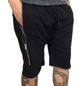 Grooveman Groove | Crotch Zipper Shorts