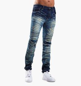 Smoke Rise Biker Jeans w/Pockets