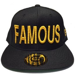 Grooveman Embroidered Hat | Famous Gold
