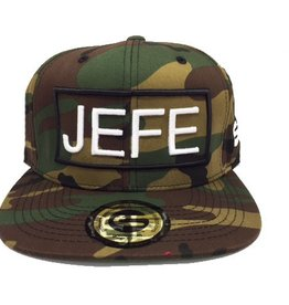 Grooveman Embroidered Hat | Jefe