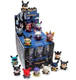 Kidrobot Kidrobot | Batman Blind Box Dunny Series