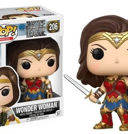 Funko Funko | POP! MOVIES: DC - JUSTICE LEAGUE - WONDER WOMAN