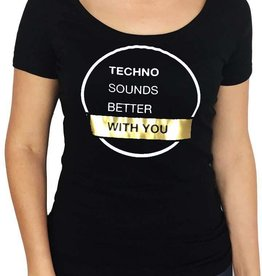 Grooveman Techno Sounds Better With You