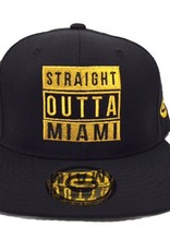Grooveman Embroidered Hat | Straight Outta Miami