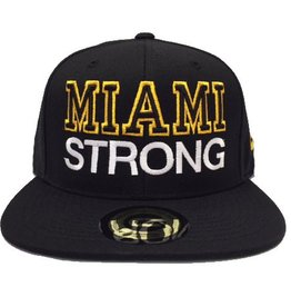 Grooveman Embroidered Hat | Miami Strong