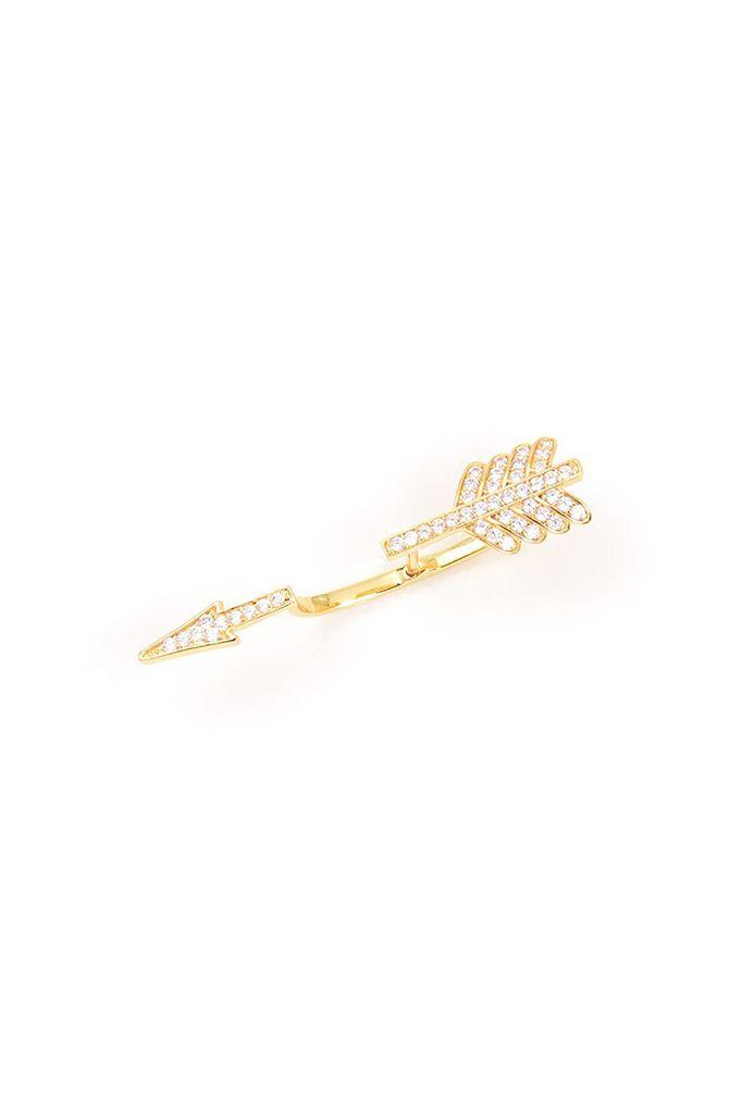 Cupid Arrow Earring Jacket