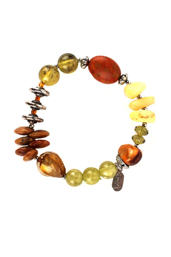 Hot Summer Stretch Bracelet