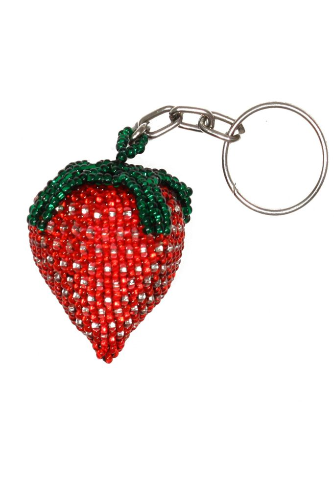 Strawberry Key Chain