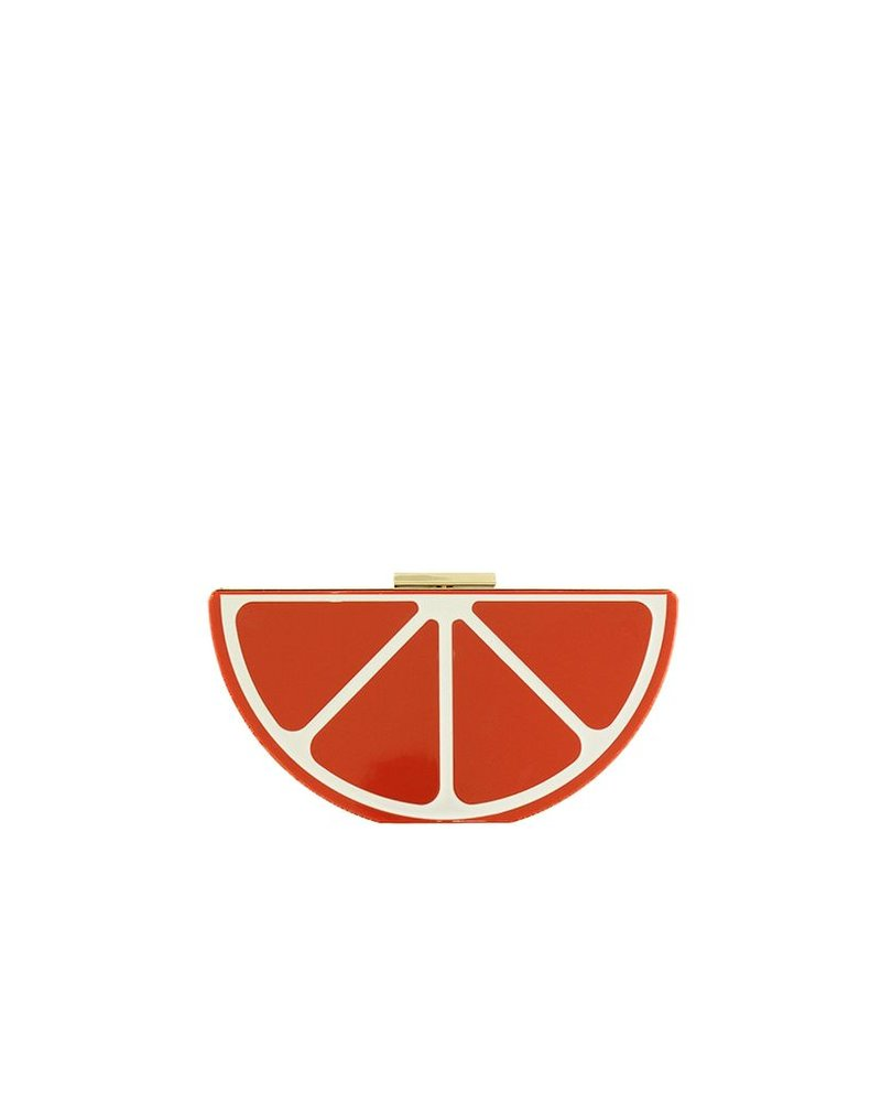 Slice Of Orange Purse