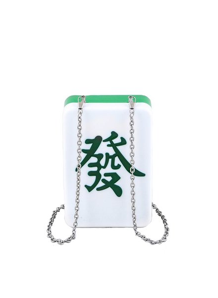 Mahjong Anyone? Purse