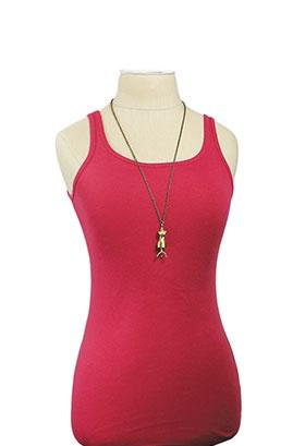 Dress Form Necklace