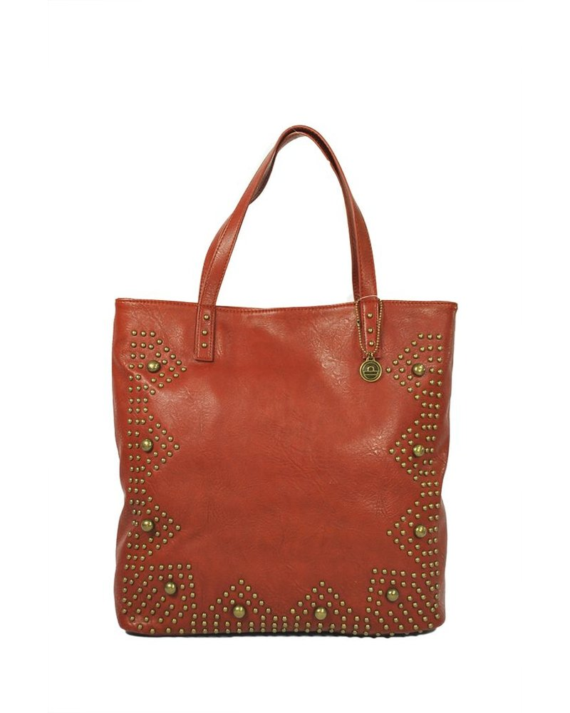 Gorgeous Red Shopper