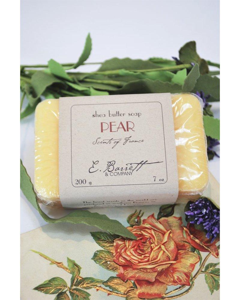 Pear Soap