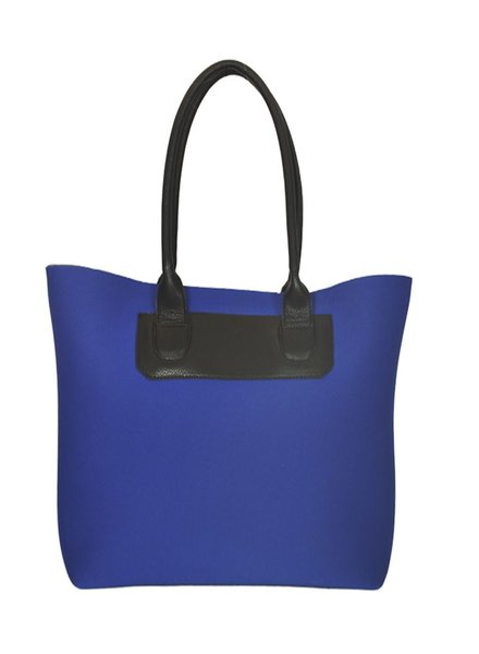 Neopreen Tote Bag In Colbalt Blue