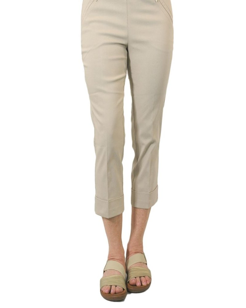 Magic Mid-Calf Capri In Sand