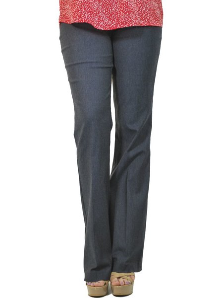 Renuar The Straight Leg Magic Pant In Indigo