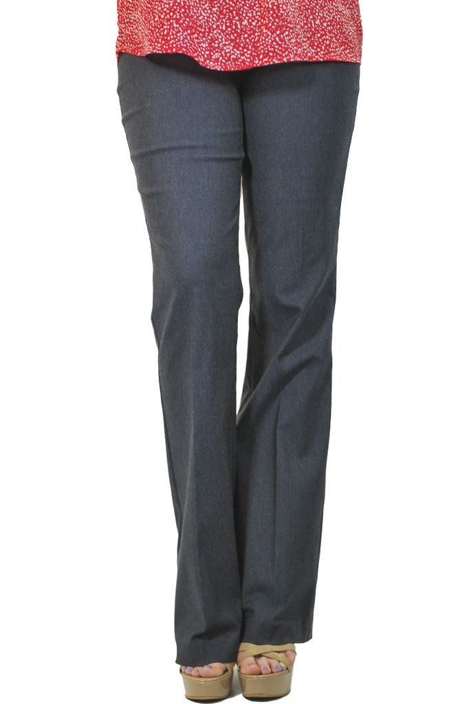 The Straight Leg Magic Pant In Indigo