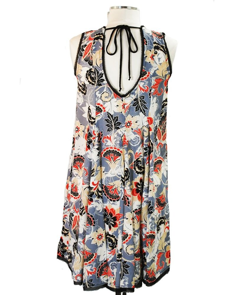 Uncle Frank's Take Me To Tokyo Dress