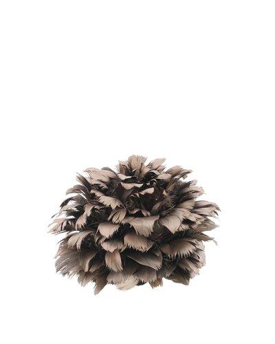 Large Feather Pomander Balls