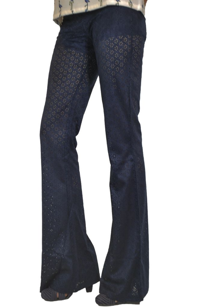 Ultra Chic Bell Bottom Pants