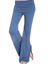 My Boho Pants In Blue