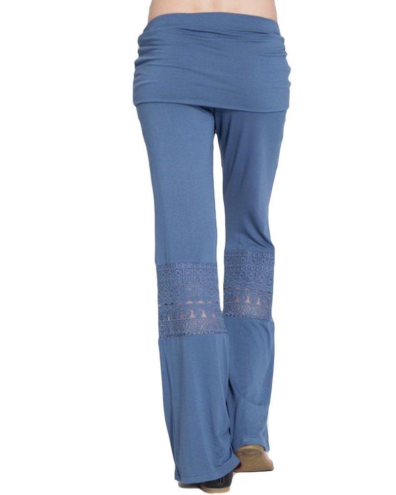 My Boho Pants In Blue