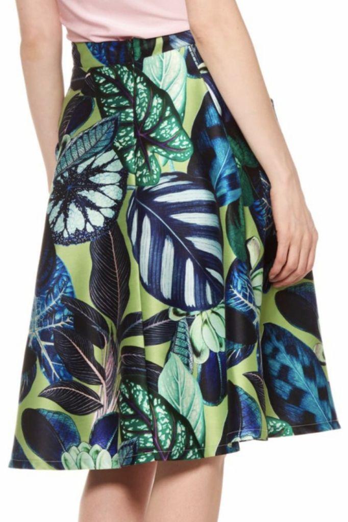 Tropical Delight Skirt