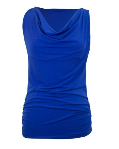 The Nuvou Tank In Royal Blue