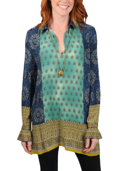 Uncle Frank's Cool Moroccan Nights Tunic