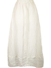 Luscious Skirt By Grizas In White