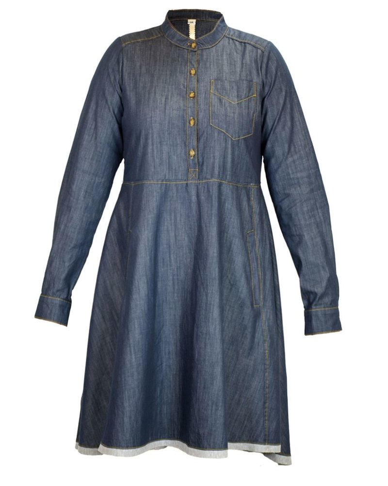Uncle Frank's Denim Dress