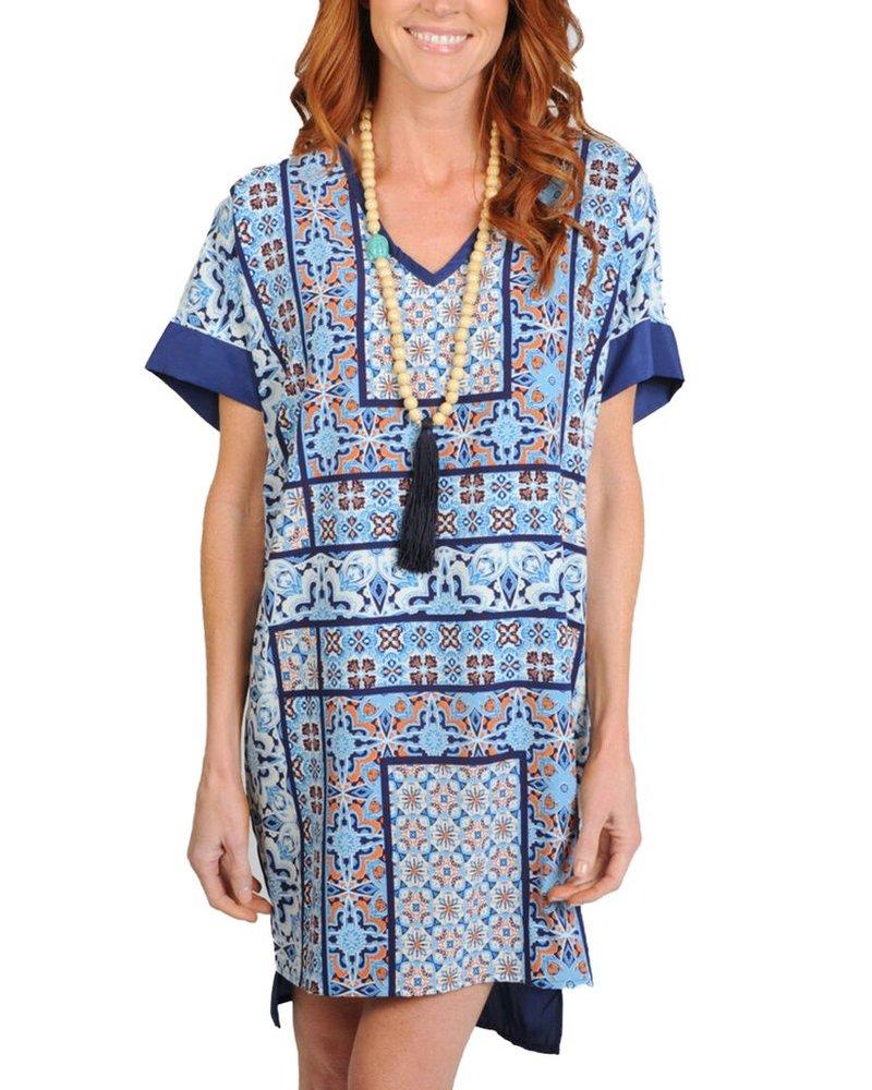 Uncle Frank's Santorini Dress