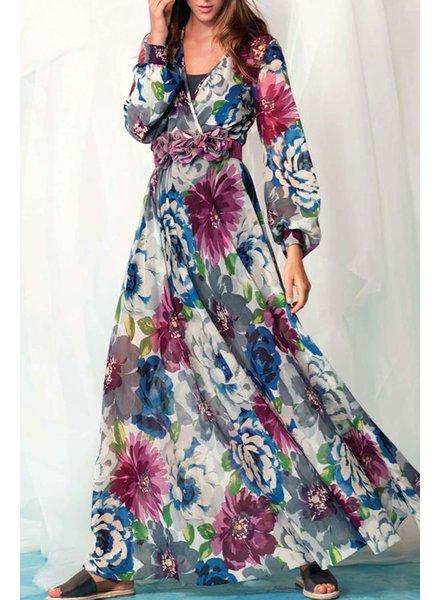 PetitPois Petit Pois' Long Dress In New Life