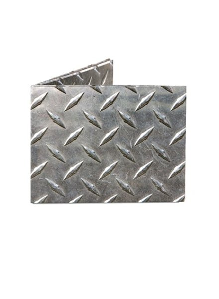 Diamond Plate Mighty Wallet