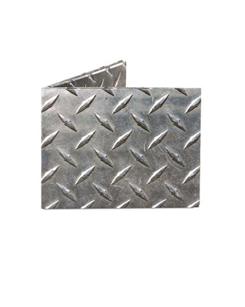 Dynomighty Diamond Plate Mighty Wallet