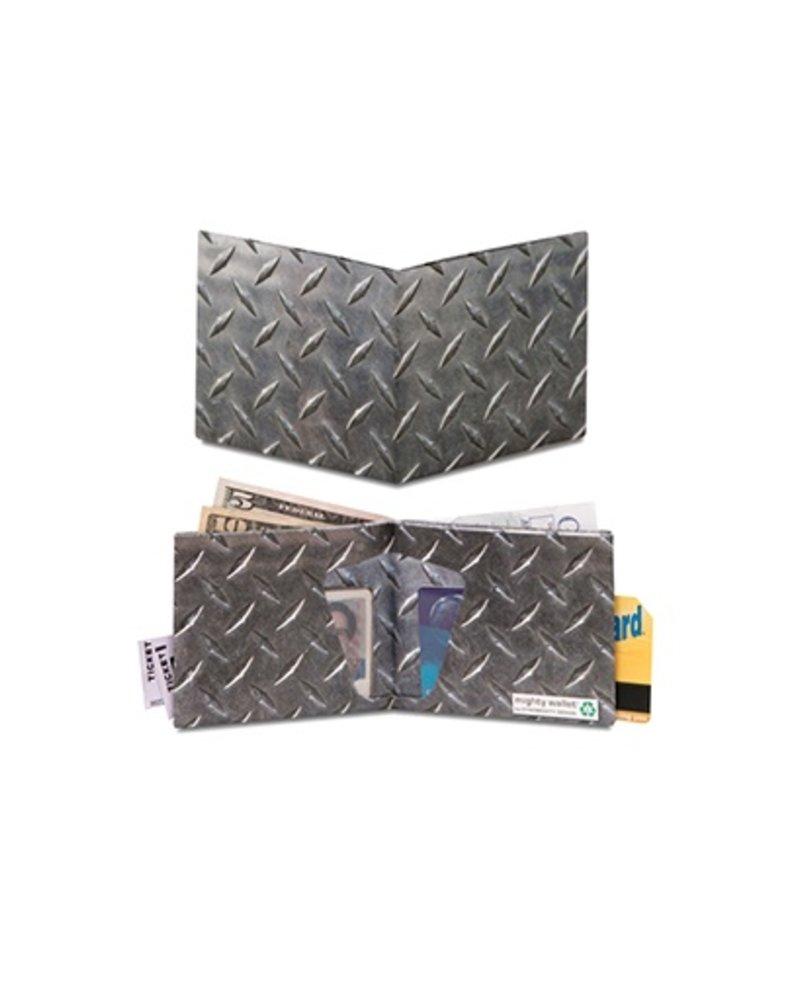Diamond Plate Mighty Wallet