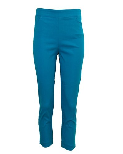 Magic Capri Pant In Aqua