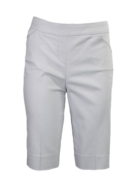 Magic Bermuda Shorts In Silver