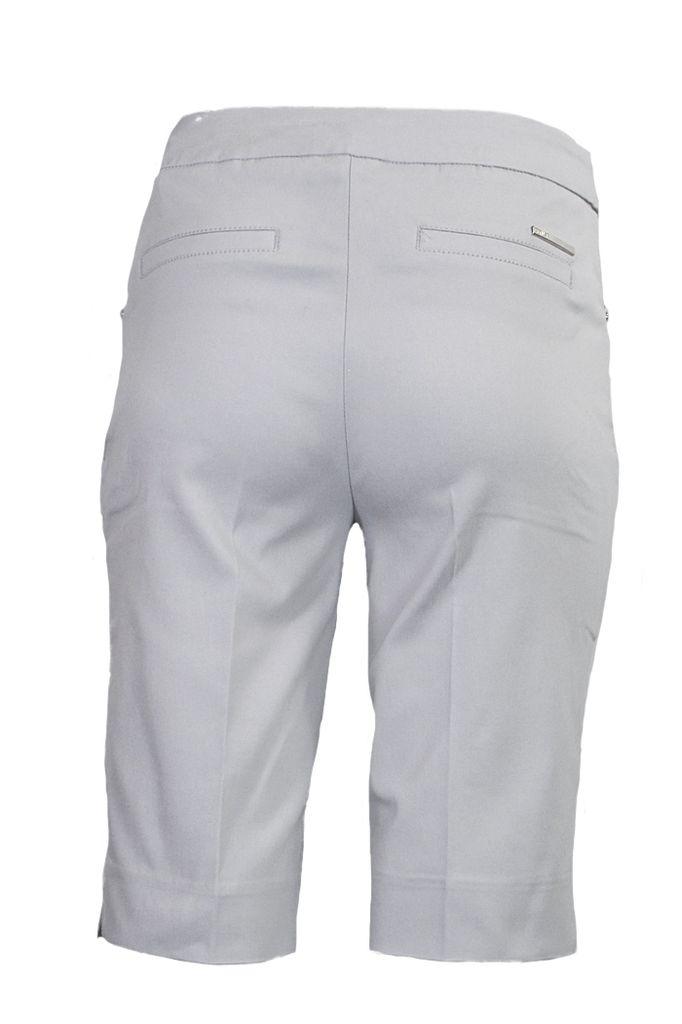 Magic Bermuda Shorts In Silver