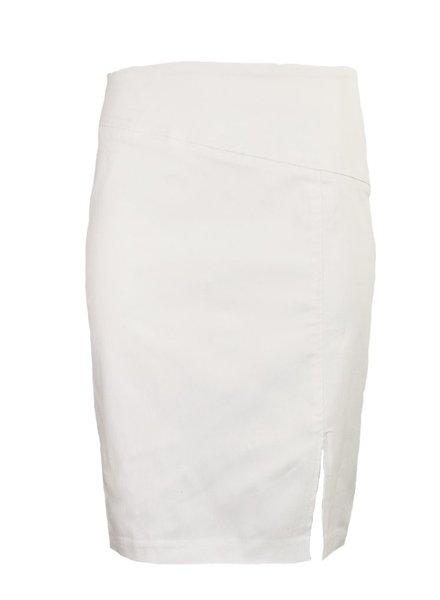 Renuar Magic Skirt In White